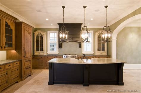 Tuscan Kitchen Island Lighting Fixtures Tuscan Kitchen Design Style Decor Ideas