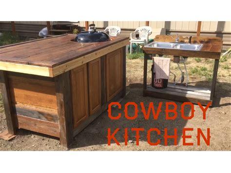 Cowboy Kitchen by Cowboy Kitchen Outdoor Kitchen Grill Station