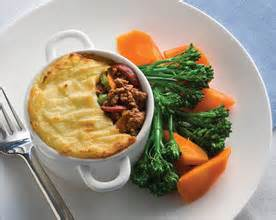 cafe style cottage pie food in a minute