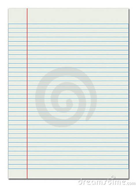 lined paper margin stock photo image 15224050