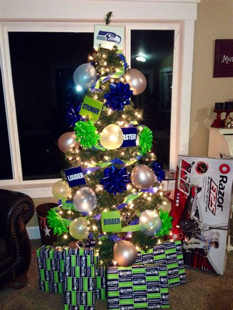 9 best images about seattle seahawks christmas decor on