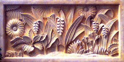 Hiasan Dinding Poster Kayu Islami 14 koleksi arca timbulan mylinart