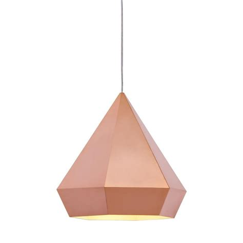 rose gold ceiling fan zuo forecast 1 light rose gold ceiling l 50174 the