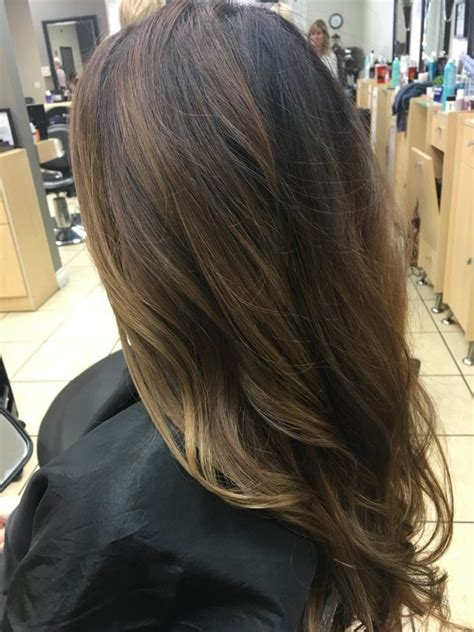 does hair look like ombre when highlights growing out is a balayage ombre considered full head highlights