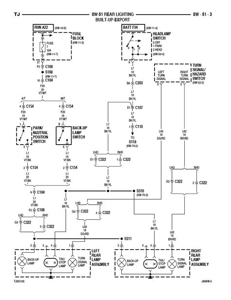 Light Fuse Jeep Grand 2014 Jeep Wrangler Light Wiring Diagram Autos Post