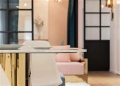 Adaptable Apartment Rev Embraces Both Pastels And | adaptable apartment rev embraces both pastels and
