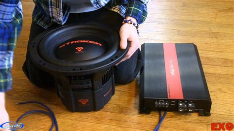 wire dvc subwoofers  parallel dual  ohm voice