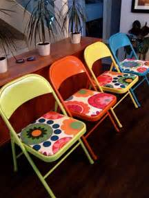 Colorful Chairs For Sale Design Ideas 25 Best Ideas About Painting Metal Chairs On Metal Chairs Metal Lawn Chairs