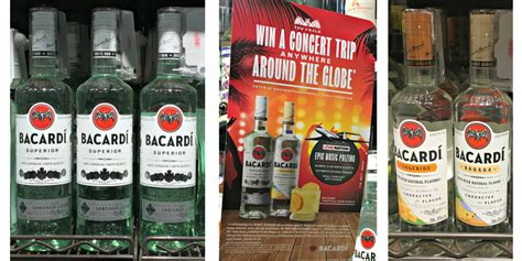 Bacardi Summer Music Sweepstakes - rum punch a girls night favorite life with lorelai