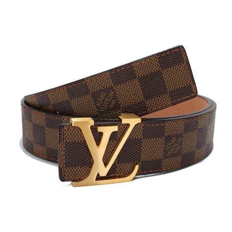 buy lv checkered belt brown in pakistan shopon pakistan