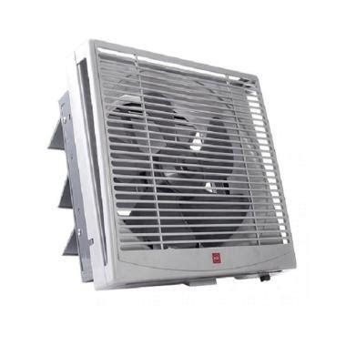 jual kdk exhaust fan 25rqn ventilasi dinding abu abu 10