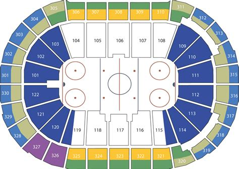 rogers arena floor seating plan rogers arena seating chart vancouver rogers arena