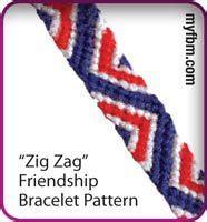 zig zag pattern friendship bracelet instructions 1000 images about friendship brac on pinterest