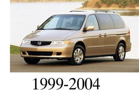 free car repair manuals 1999 honda odyssey navigation system downloads by tradebit com de es it