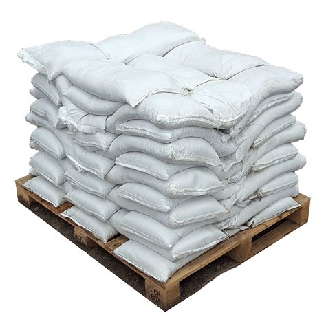 pallet sandbags 60 bags sandbags for sale