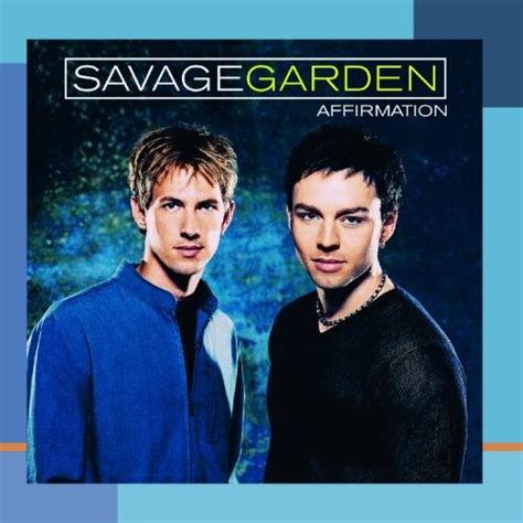 i knew i loved you sheet by savage garden piano