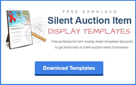 auction program template auction program template 28 images 6 silent auction