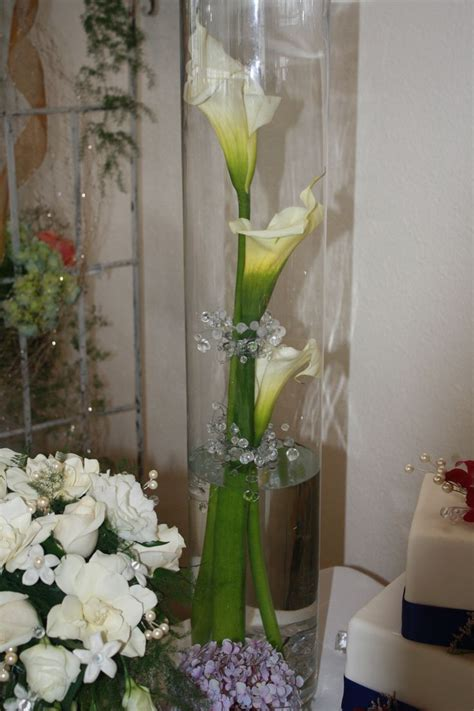 Google Image Result For Http Www 4seasonsflowers Com Wp Calla Lilies Centerpieces