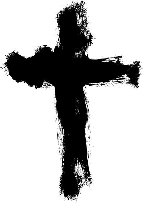 6 Grunge Cross (PNG Transparent) | OnlyGFX.com