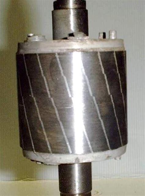 rotore a gabbia di scoiattolo curiosando motore elettrico trifase proiezionisti