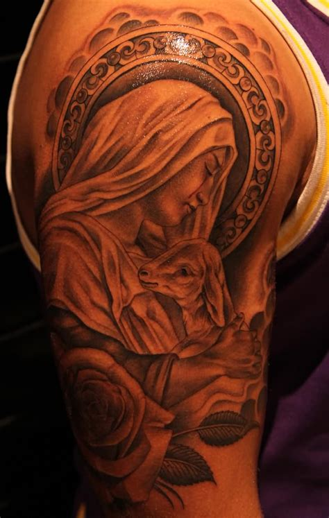 mary rose tattoo 19 of god tattoos designs