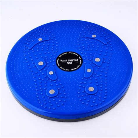 Magnetic Trimmer Plate Pelangsng Tubuh waist twisting disc balance board fitness equipment for home aerobic rotating sports