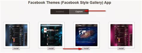 facebook themes html krishna k change facebook theme with chrome extension