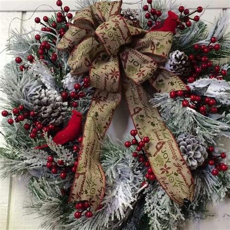 pin  terry gillikin  put  wreath   door
