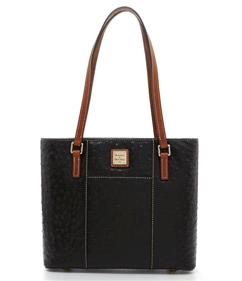 Dooney Bourke Introducing Dooney And Bourke Mini Collection by Dooney Bourke Ostrich Collection Small Tote
