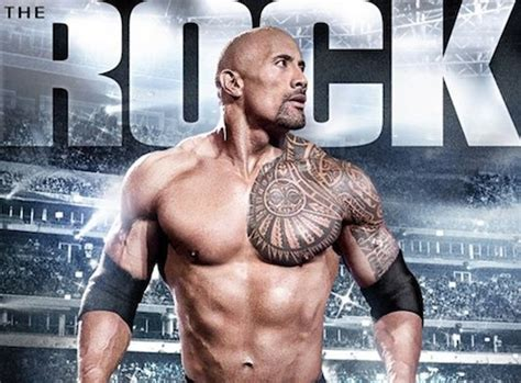 dwayne johnson getting tattoo 13 bizarre celebrity tattoos deciphered newnownext