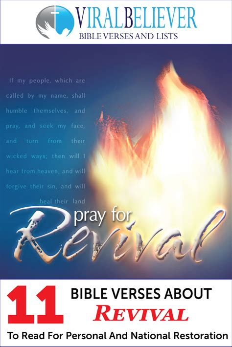 bible verses about revival in the church