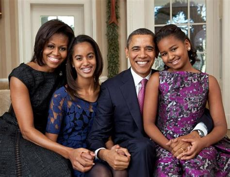 obama first family family portraits of us presidents photos abc news