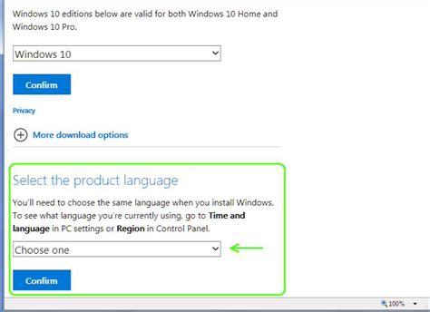 choosing windows download free windows 10 iso 64 bit or 32 bit officially