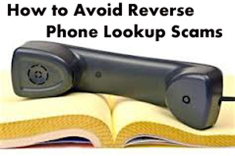 Phone Number Lookup Scams Avoid Phone Lookup Scams Phone Lookup