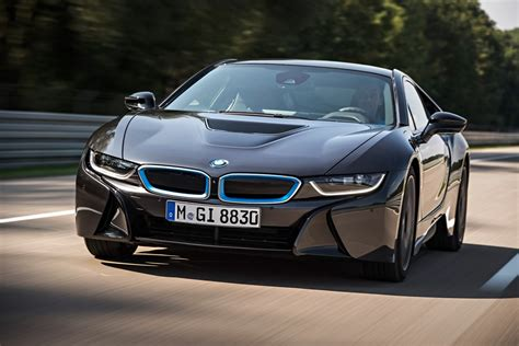 new bmw i8 hybrid sports car priced from 135 700 in u s