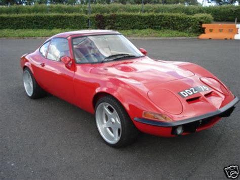 Opel Gt V8 by Best Cars In The World 1972 Opel Gt Targa V8