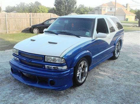 2001 S10 Blazer Xtreme by 2001 Chevrolet S10 Blazer 9 000 Possible Trade