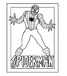 free spiderman coloring pages for kids coloring home