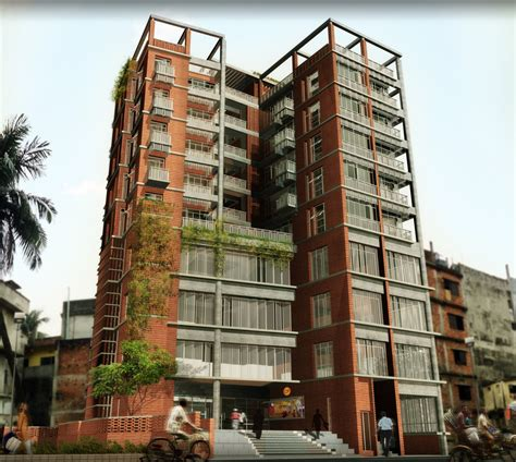 Apartment Commercial Building Jaa