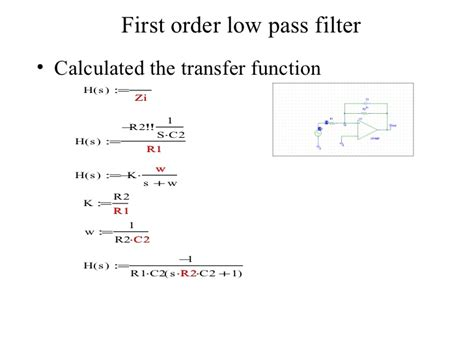 high pass filter equation switched capacitor filter