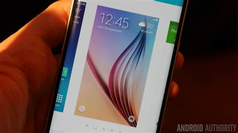 galaxy s6 edge new themes samsung galaxy s6 theme tool said to be released in april