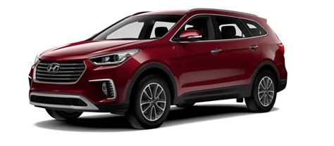 Kia Sorento Vs Hyundai Tucson Compare The 2017 Hyundai Santa Fe To The 2016 Kia Sorento