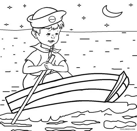 boat coloring pages for toddlers printable boat coloring pages for kids cool2bkids