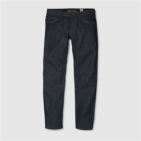 Small And Imperfectly Formed Trousers by Wyatt Five Pocket Jean Form Meets Function Slim Leg