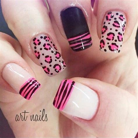 fotos uñas decoradas bonitas las 25 mejores ideas sobre dise 241 os de u 241 as de leopardo en