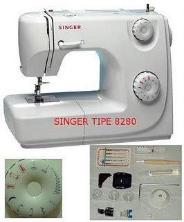 Mesin Jahit Singer Tipe 8280 mesin jahit singer spesifikasi mesin jahit singer