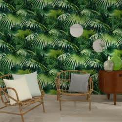 d 233 co papier peint greenery jungle de