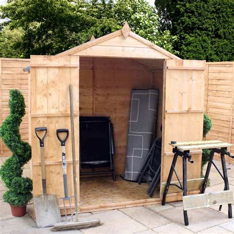 Thin Garden Sheds Thin Garden Sheds In Stock Now Greenfingers