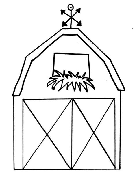 barn coloring pages how to draw a barn coloring page how to draw a barn