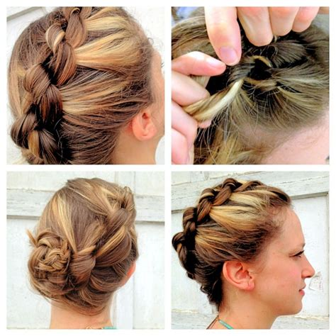 how to braid short hair how to do braided hairstyles for short hair hairstyles